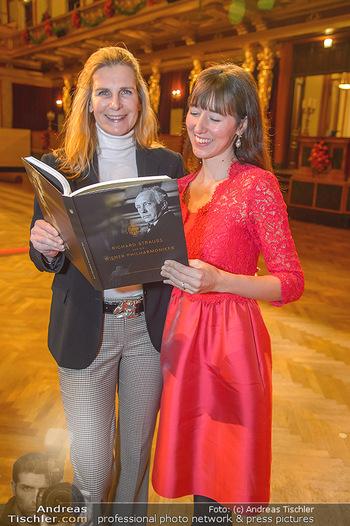 Richard Strauss Buchpräsentation - Musikverein - Mi 23.01.2019 - Maddalena DEL GOBBO, Madeleine ROHLA-STRAUSS27