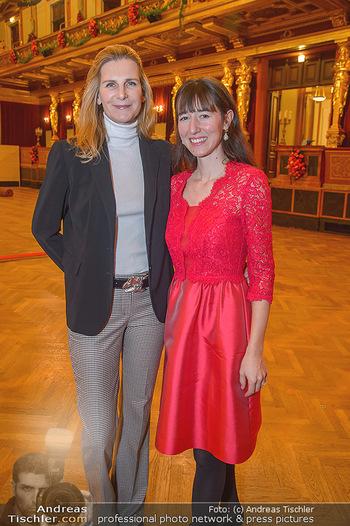 Richard Strauss Buchpräsentation - Musikverein - Mi 23.01.2019 - Maddalena DEL GOBBO, Madeleine ROHLA-STRAUSS28