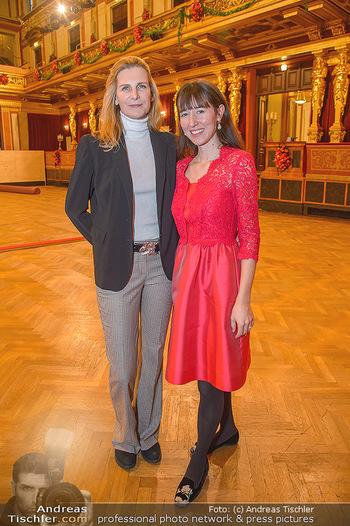 Richard Strauss Buchpräsentation - Musikverein - Mi 23.01.2019 - Maddalena DEL GOBBO, Madeleine ROHLA-STRAUSS29