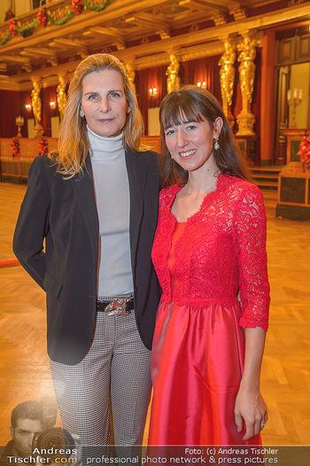 Richard Strauss Buchpräsentation - Musikverein - Mi 23.01.2019 - Maddalena DEL GOBBO, Madeleine ROHLA-STRAUSS30