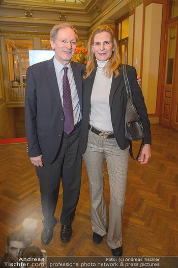 Richard Strauss Buchpräsentation - Musikverein - Mi 23.01.2019 - Clemens HELLSBERG, Madeleine ROHLA-STRAUSS34
