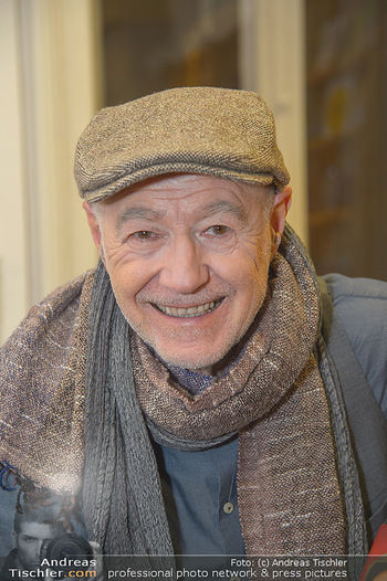 Willi Resetarits Buchpräsentation - Morawa Wollzeile - Mi 23.01.2019 - Willi RESETARITS (Ostbahn-Kurti) Portrait3