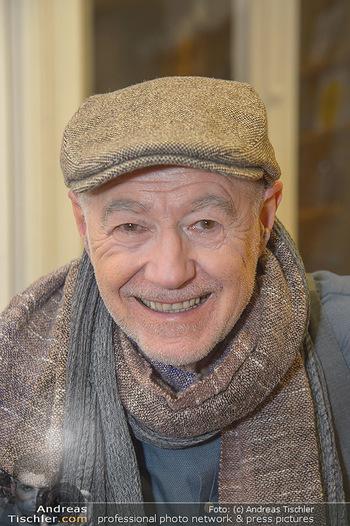 Willi Resetarits Buchpräsentation - Morawa Wollzeile - Mi 23.01.2019 - Willi RESETARITS (Ostbahn-Kurti) Portrait4