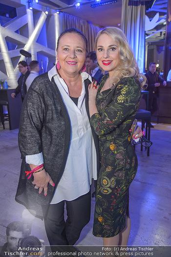 Trust your Gyn Charity - Palais Wertheim - Mi 23.01.2019 - Silvia SCHNEIDER, Doris KIEFHABER10