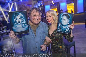 Trust your Gyn Charity - Palais Wertheim - Mi 23.01.2019 - Silvia SCHNEIDER, Joesi PROKOPETZ15