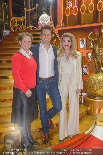 Kaffeesieder meets Vereinigte Bühnen Wien - Raimund Theater - Do 24.01.2019 - Lukas PERMANN, Irina FLURY, Anna KARNITSCHER3