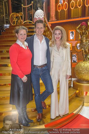Kaffeesieder meets Vereinigte Bühnen Wien - Raimund Theater - Do 24.01.2019 - Lukas PERMANN, Irina FLURY, Anna KARNITSCHER4