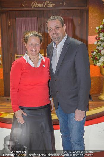Kaffeesieder meets Vereinigte Bühnen Wien - Raimund Theater - Do 24.01.2019 - Anna KARNITSCHER, Wolfgang BINDER22