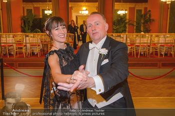 Philharmonikerball 2019 - Musikverein Wien - Do 24.01.2019 - Maddalena DEL GOBBO, Paul HALWAX10