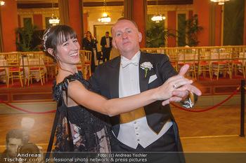Philharmonikerball 2019 - Musikverein Wien - Do 24.01.2019 - Maddalena DEL GOBBO, Paul HALWAX11