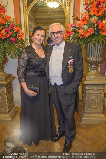 Philharmonikerball 2019 - Musikverein Wien - Do 24.01.2019 - Aki und Regaip NUREDINI16