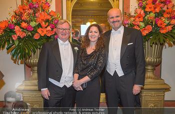 Philharmonikerball 2019 - Musikverein Wien - Do 24.01.2019 - 19