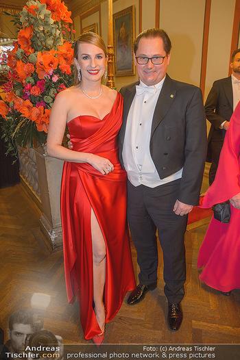 Philharmonikerball 2019 - Musikverein Wien - Do 24.01.2019 - Maria und Andreas GROßBAUER (GROSSBAUER)40