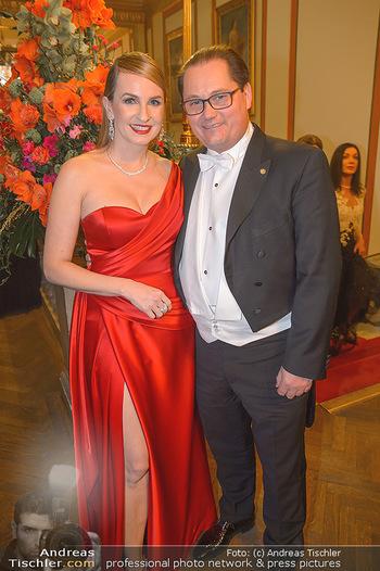 Philharmonikerball 2019 - Musikverein Wien - Do 24.01.2019 - Maria und Andreas GROßBAUER (GROSSBAUER)41