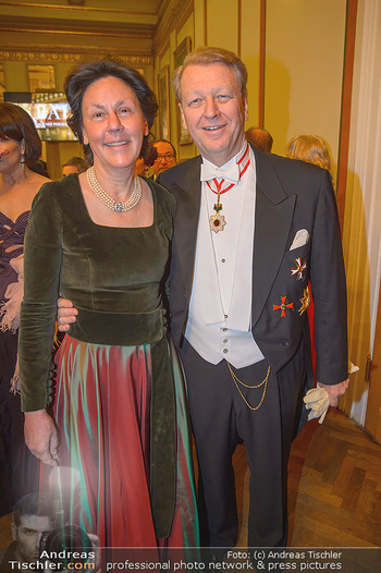 Philharmonikerball 2019 - Musikverein Wien - Do 24.01.2019 - Thomas und Eva ANGYAN62