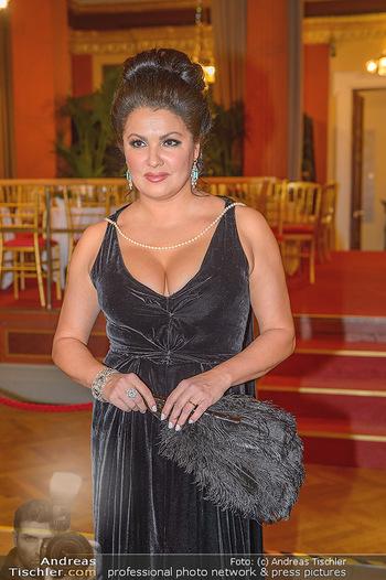 Philharmonikerball 2019 - Musikverein Wien - Do 24.01.2019 - Anna NETREBKO (Portrait)78