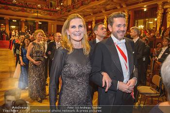 Philharmonikerball 2019 - Musikverein Wien - Do 24.01.2019 - Madeleine ROHLA-STRAUSS, Harald MAHRER109