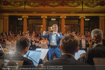 Philharmonikerball 2019 - Musikverein Wien - Do 24.01.2019 - Daniel HARDING dirigiert die Eröffnung119