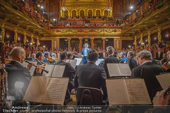 Philharmonikerball 2019 - Musikverein Wien - Do 24.01.2019 - Daniel HARDING dirigiert die Eröffnung120