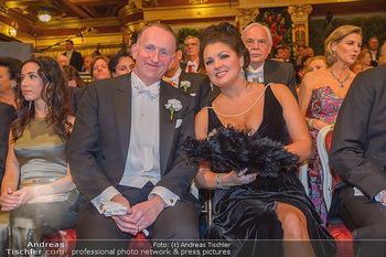 Philharmonikerball 2019 - Musikverein Wien - Do 24.01.2019 - Paul HALWAX, Anna NETREBKO126