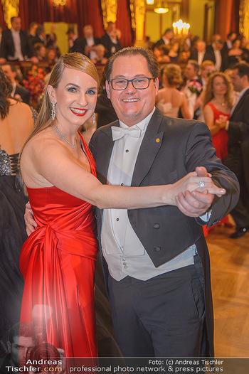 Philharmonikerball 2019 - Musikverein Wien - Do 24.01.2019 - Maria und Andreas GROßBAUER (GROSSBAUER)155