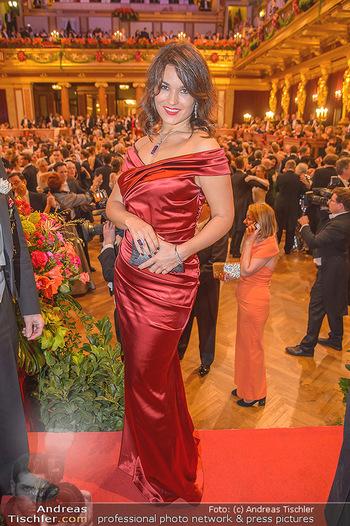 Philharmonikerball 2019 - Musikverein Wien - Do 24.01.2019 - Olga PERETYATKO162