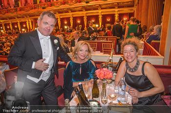 Philharmonikerball 2019 - Musikverein Wien - Do 24.01.2019 - Ingrid FLICK, Cornelius OBONYA, Carolin PIENKOS167