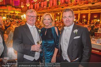 Philharmonikerball 2019 - Musikverein Wien - Do 24.01.2019 - Karl WESSELY, Ingrid FLICK, Cornelius OBONYA170