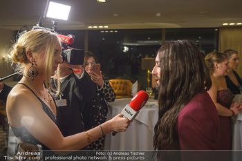 Regenbogenball - Parkhotel Schönbrunn - Sa 26.01.2019 - Conchita WURST (Fake, Double - wurde als echt präsentiert), gib23
