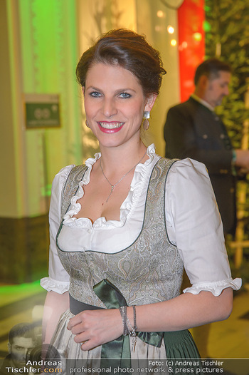 Jägerball - Hofbur - Mo 28.01.2019 - Karoline EDTSTADLER (Portrait)23