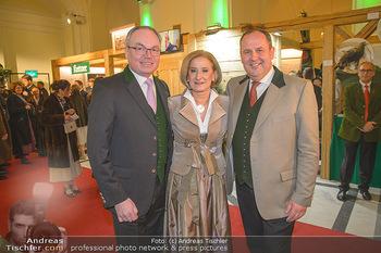Jägerball - Hofbur - Mo 28.01.2019 - Stephan PERNKOPF, Johanna MIKL-LEITNER, Josef PRÖLL28