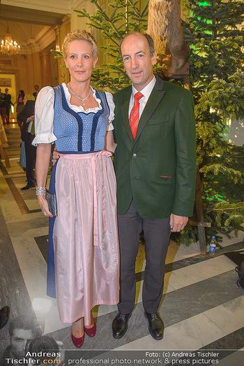 Jägerball - Hofbur - Mo 28.01.2019 - Christoph und Eva DICHAND77