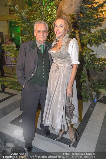Jägerball - Hofbur - Mo 28.01.2019 - Christian und Ekaterina MUCHA81