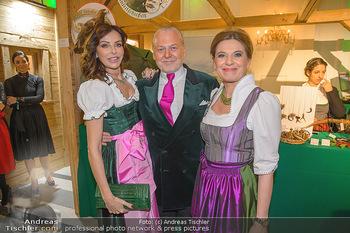 Jägerball - Hofbur - Mo 28.01.2019 - Wolfgang und Angelika ROSAM, Christa KUMMER84