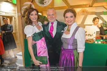 Jägerball - Hofbur - Mo 28.01.2019 - Wolfgang und Angelika ROSAM, Christa KUMMER85