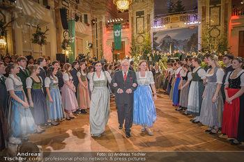 Jägerball - Hofbur - Mo 28.01.2019 - Elisabeth KÖSTINGER, Leo J. NAGY, Karin KNEISSL227