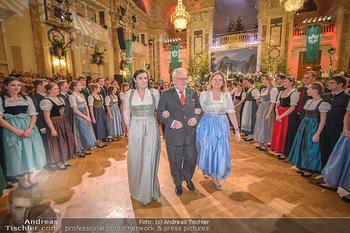 Jägerball - Hofbur - Mo 28.01.2019 - Elisabeth KÖSTINGER, Leo J. NAGY, Karin KNEISSL229