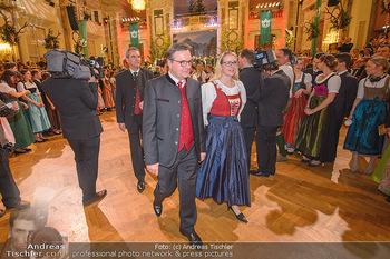 Jägerball - Hofbur - Mo 28.01.2019 - Günther PLATTER, Margarete SCHRAMBÖCK230