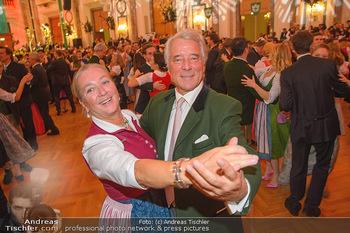 Jägerball - Hofbur - Mo 28.01.2019 - Agnes und Peter HUSSLEIN241