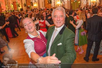 Jägerball - Hofbur - Mo 28.01.2019 - Agnes und Peter HUSSLEIN242