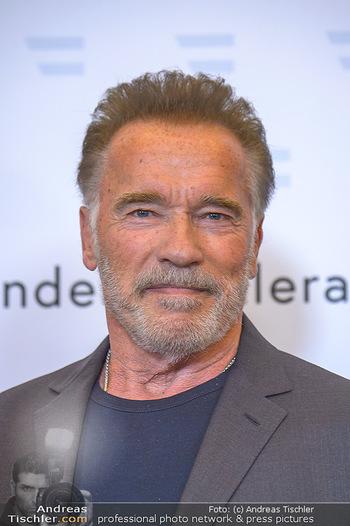 Schwarzenegger trifft Kurz - Bundeskanzleramt - Di 29.01.2019 - Arnold SCHWARZENEGGER (Portrait)2