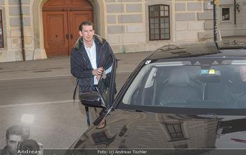 Schwarzenegger trifft Kurz - Bundeskanzleramt - Di 29.01.2019 - Sebastian KURZ3