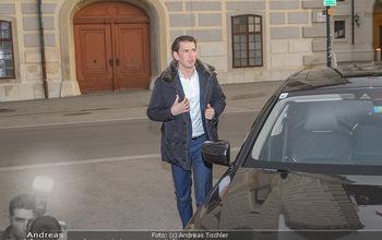 Schwarzenegger trifft Kurz - Bundeskanzleramt - Di 29.01.2019 - Sebastian KURZ4