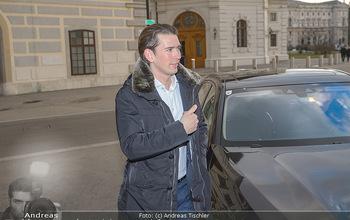 Schwarzenegger trifft Kurz - Bundeskanzleramt - Di 29.01.2019 - Sebastian KURZ5