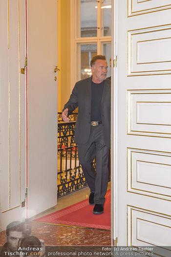 Schwarzenegger trifft Kurz - Bundeskanzleramt - Di 29.01.2019 - Arnold SCHWARZENEGGER11