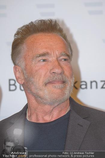 Schwarzenegger trifft Kurz - Bundeskanzleramt - Di 29.01.2019 - Arnold SCHWARZENEGGER (Portrait)33