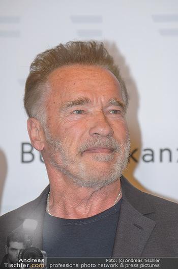 Schwarzenegger trifft Kurz - Bundeskanzleramt - Di 29.01.2019 - Arnold SCHWARZENEGGER (Portrait)34