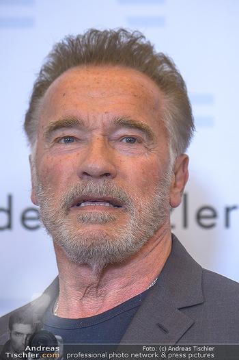 Schwarzenegger trifft Kurz - Bundeskanzleramt - Di 29.01.2019 - Arnold SCHWARZENEGGER (Portrait)35