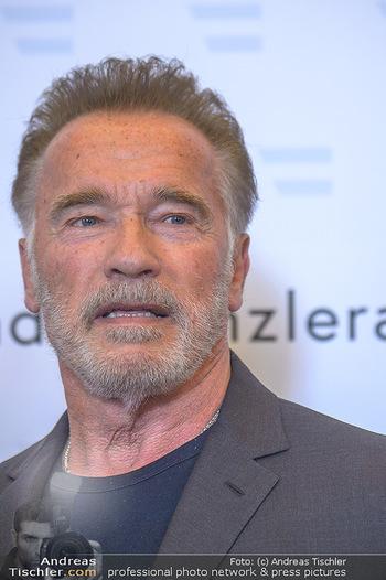 Schwarzenegger trifft Kurz - Bundeskanzleramt - Di 29.01.2019 - Arnold SCHWARZENEGGER (Portrait)36