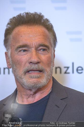 Schwarzenegger trifft Kurz - Bundeskanzleramt - Di 29.01.2019 - Arnold SCHWARZENEGGER (Portrait)37